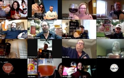Haven't Joined One Of Our Virtual Tastings Yet? Check Out All The Fun You're Missing!