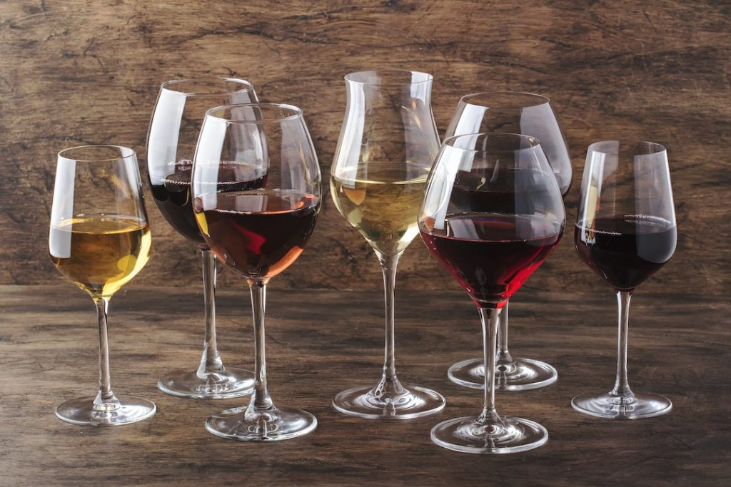 The Fun Behind Choosing the Right Wine Glass Shapes