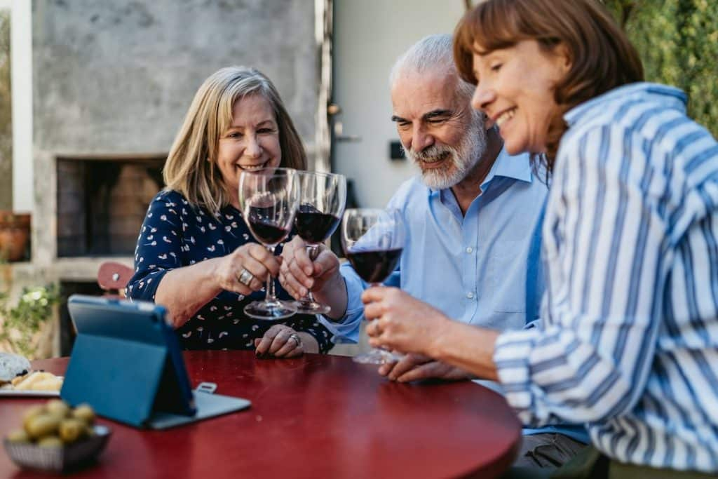 5 Reasons We're Glad Virtual Tastings Are Here To Stay