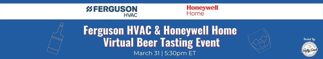 Ferguson HVAC Virtual Beer Tasting