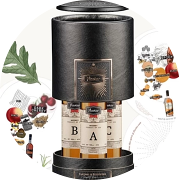 Flaviar product photo of tasting kit