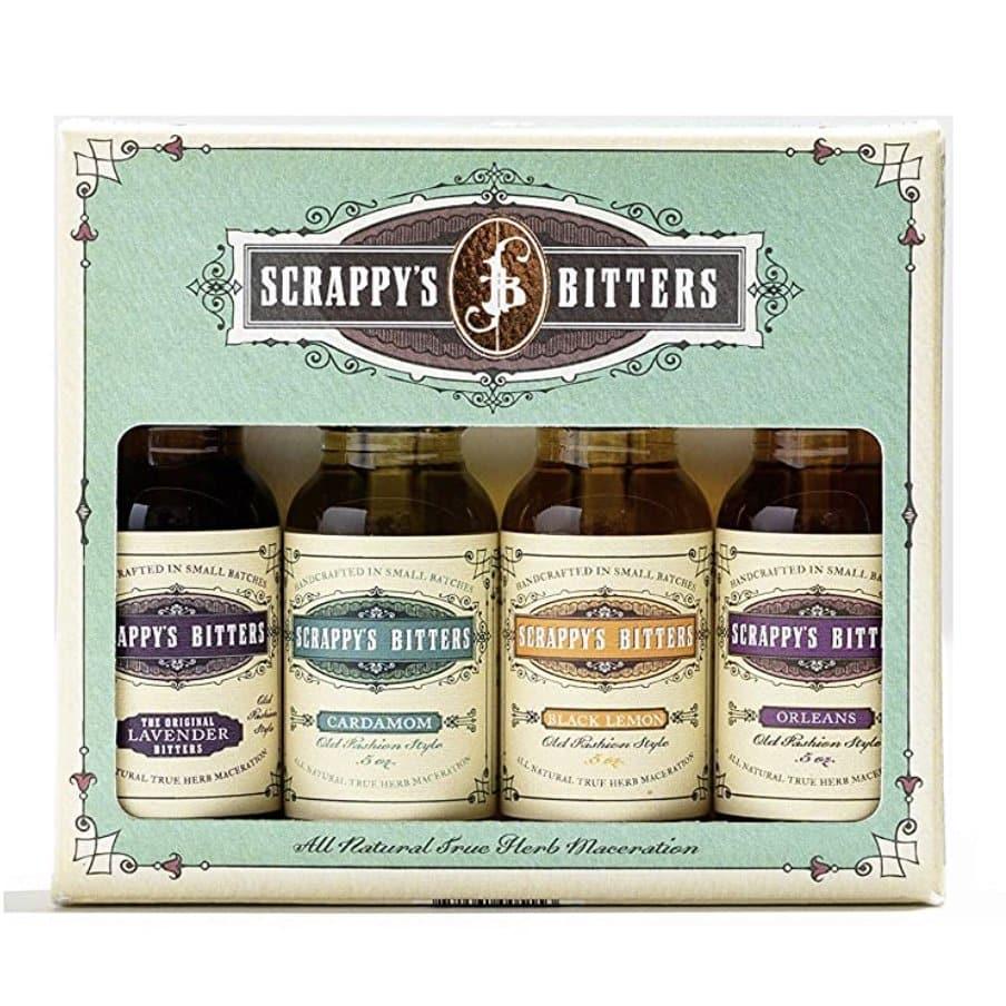 Box of 4 bitters samples