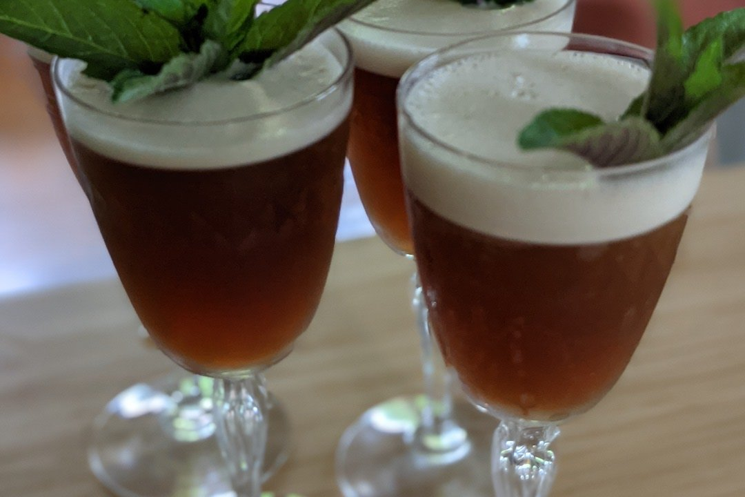 Kleosccino Coffee Cocktail